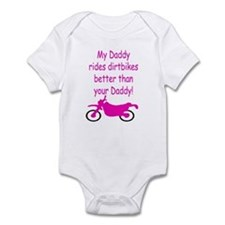 Dirt biker (girl) Onesie
