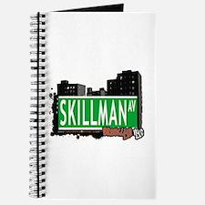 SKILLMAN AV, BROOKLYN, NYC Journal