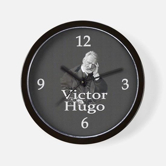 Victor Hugo Wall Clock