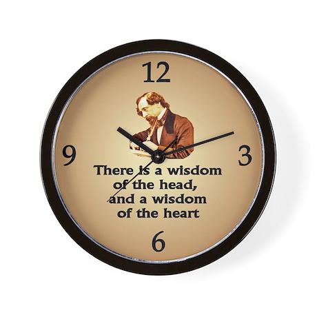 Dickens Wall Clock