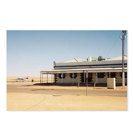 Great Outback Australia Scene Postcards (8 Pack)