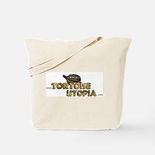Tortoise Utopia Tote Bag