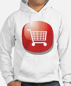On Line Shopping Addict Hoodie