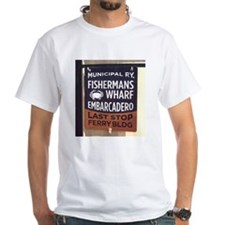 Fisherman Wharf T-shirt