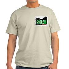 SHORE ROAD, BROOKLYN, NYC T-Shirt