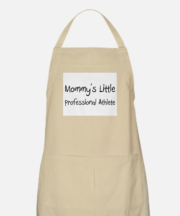Mommy's Little Professional Athlete BBQ Apron