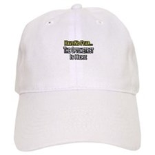 """Have No Fear...Optometrist"" Baseball Cap"