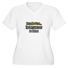 """""""Have No Fear: Ophthalmologist"""" T-Shirt"""