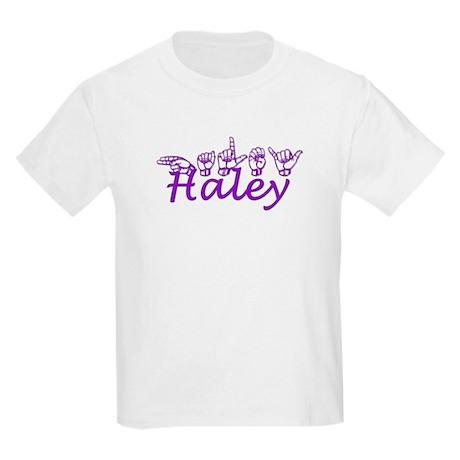 Haley Kids Light T-Shirt
