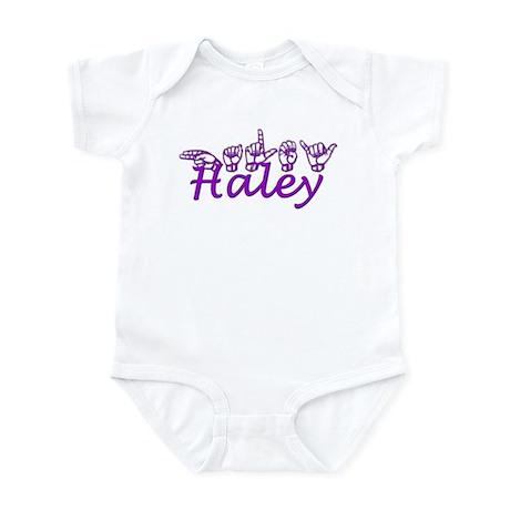 Haley Infant Bodysuit