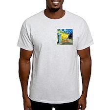 Van Gogh Cafe Terrace At Night T-Shirt