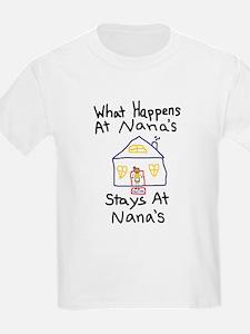 Nana's House T-Shirt
