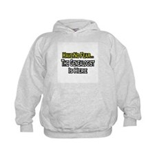 """""""Have No Fear: Genealogist"""" Hoodie"""