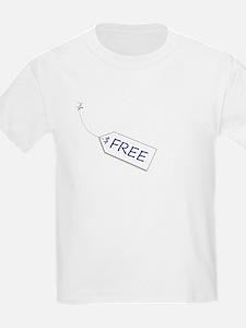 Free Kid T-Shirt