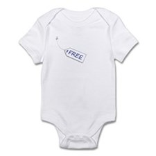 Free Kid Infant Bodysuit
