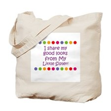 I share my good looks from My Tote Bag