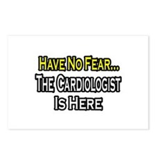 """Have No Fear: Cardiologist"" Postcards (Package of"