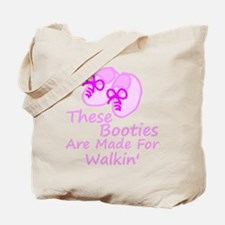 Booties Tote Bag