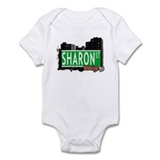 SHARON ST, BROOKLYN, NYC Infant Bodysuit