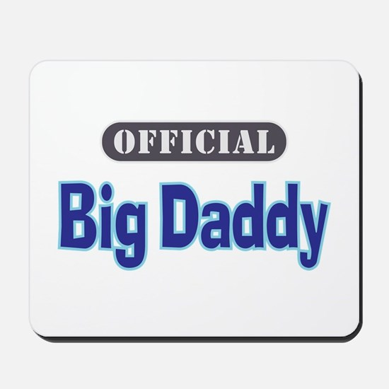Official Big Daddy - Mousepad