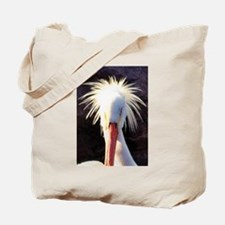 Bad Hair Tote Bag