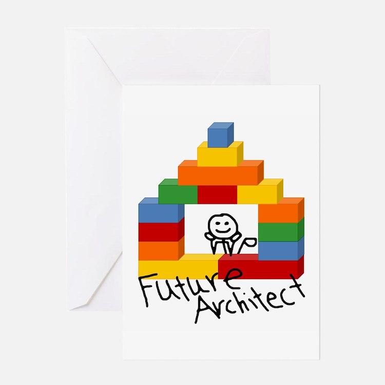 Future Architect Greeting Card