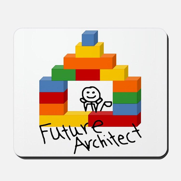 Future Architect Mousepad