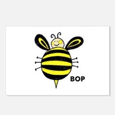BeeBop Postcards (Package of 8)