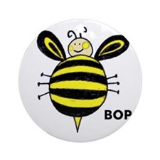 BeeBop Ornament (Round)