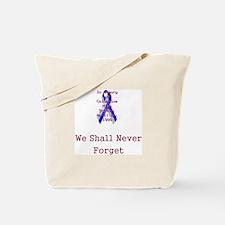 Remembering Columbine High School Tote Bag