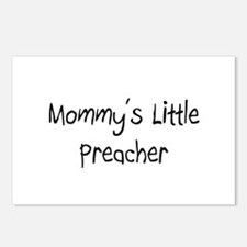 Mommy's Little Preacher Postcards (Package of 8)