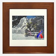 Remembering Flight 93 Framed Tile