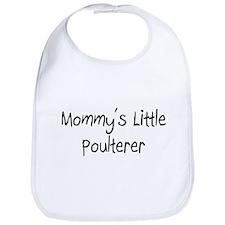 Mommy's Little Poulterer Bib
