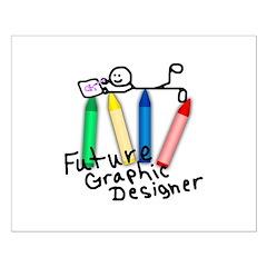 Future Graphic Designer Posters