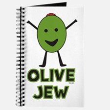 Olive Jew! Journal