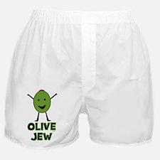 Olive Jew! Boxer Shorts