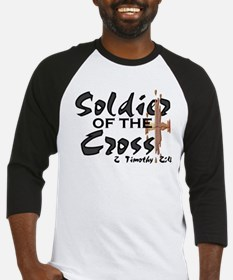 Soldier of The Cross Baseball Jersey