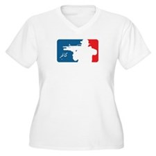 Major League type Infidel T-Shirt