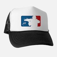 Major League type Infidel Trucker Hat