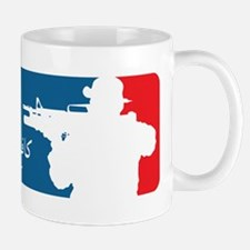 Major League type Infidel Mug