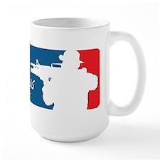 Major League type Infidel Mug