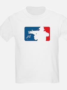 Major League type Infidel T-Shirt