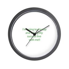 Consultant 1 Wall Clock