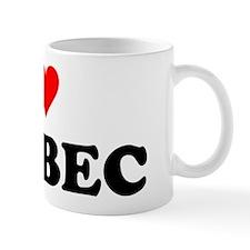 I Love Malbec Mug