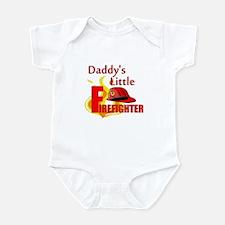Little Firefighter Infant Bodysuit