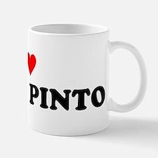 I Love Gallo Pinto Mug