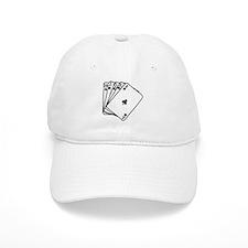 Royal Flush Baseball Cap