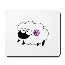 Wool - Yarn Fiber Mousepad