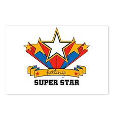 Felting Superstar Postcards (Package of 8)