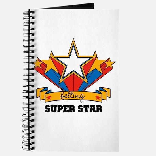 Felting Superstar Journal